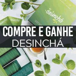 Compre e Ganhe - Desinchá