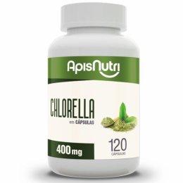 Chlorella 400 mg (120 Caps)
