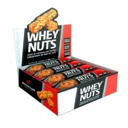 Whey Nuts (360g) caixa c/ 12 unidades