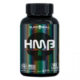 HMB BLACK SKULL - 90 TABLETS