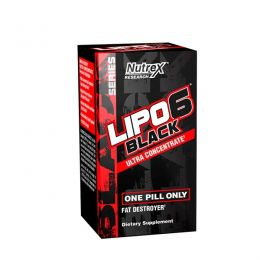 LIPO 6 BLACK ULTRA CONCENTRATE (30 CAPS)
