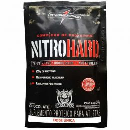 Nitro Hard Sachê Chocolate (30g)